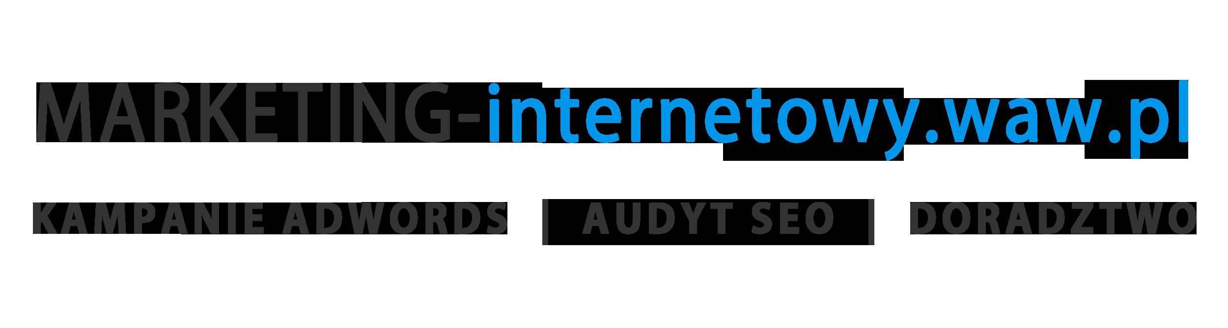 Marketing Internetowy - promocja biznesu online